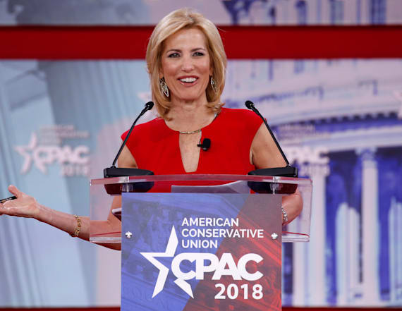 Laura Ingraham compares liberals to herpes at CPAC