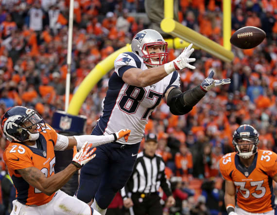 Rob Gronkowski's top 10 defining moments
