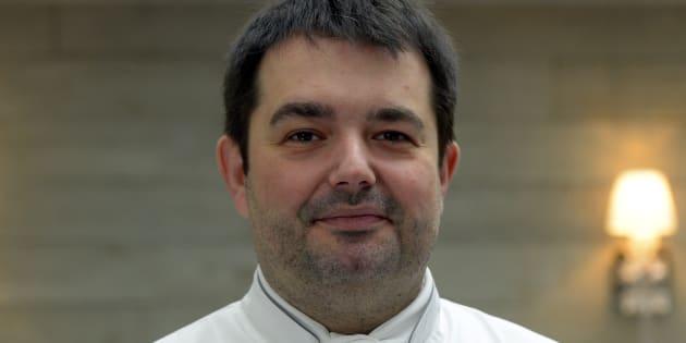 """Jean-Francois Piège était aux côtés de Jérémie Izarn lorsqu'il a été sacré """"Top Chef 2017""""."""