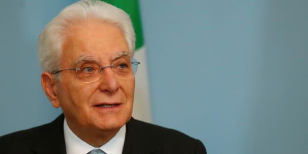 """Sergio Mattarella: """"Serve senso di responsabilità da pa"""