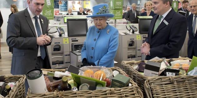 Le petit-déjeuner de la reine d'Angleterre n'est pas bien différent du votre