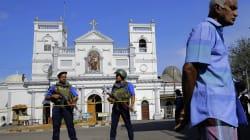 Ferito da una scheggia giornalista di Repubblica nell'esplosione di Colombo nello Sri