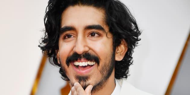 Dev Patel aux Oscars le 26 février 2017.