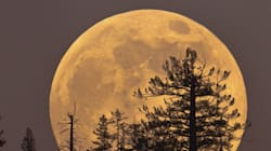 A Supermoon Like This One Won't Come Again Until