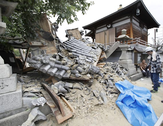 At least 3 killed after magnitude 6.1 quake in Japan