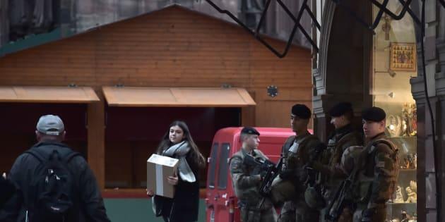 Les mesures de sécurité drastiques prévues pour le marché de Noël de Strasbourg