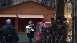 Checkpoints, poteaux anti-intrusions... les mesures de sécurité drastiques pour le marché de Noël de
