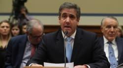 Cohen peu flatteur envers Trump et suspecte une possible collusion avec la Russie en