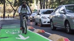 OJO ciclistas: Este es el cruce más peligroso en