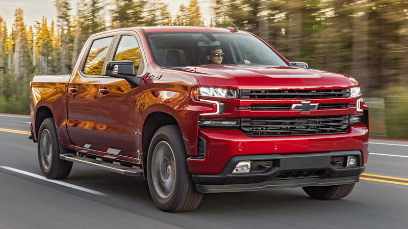 2020 Chevy Silverado gets competition-crushing 33 mpg on the