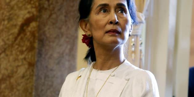 Aung San Suu Kyi devrait perdre sa nationalité canadienne