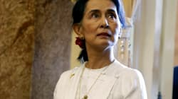 La nationalité canadienne honorifique d'Aung San Suu Kyi