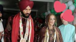 PHOTOS: Hazel Keech Gets Married To Cricketer Yuvraj