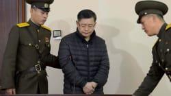 La Corée du Nord libère un pasteur canadien