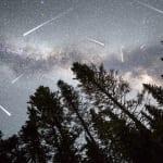 Des centaines d'étoiles filantes dans le ciel du Québec ce