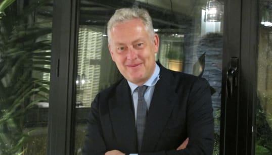 Simon Manley, embajador de Reino Unido: