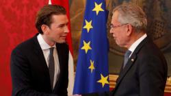 Kurz riceve l'incarico a formare il governo. Merkel in fase negoziati:
