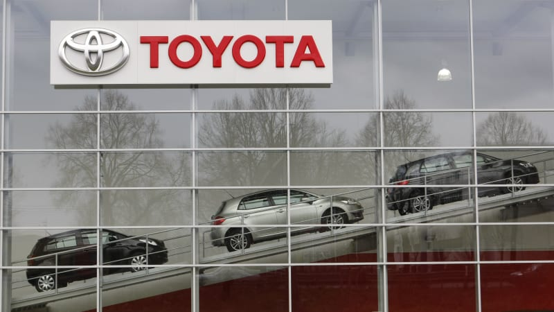 Toyota profit soared despite chip shortage, pandemic
