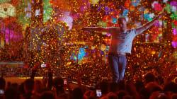 VIDEO: Coldplay como estrategia para que los jóvenes asistan a
