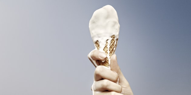Everything you thought you knew about ice cream is melting away.