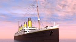 China construye réplica de Titanic con todo y