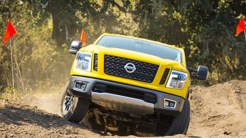 Build A Nissan >> 2017 Nissan Titan Pro 4x Build Yourself A Brute Autoblog