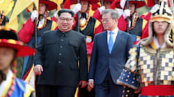 Making History: Korean Leaders Call For Denuclearisation, End Of The
