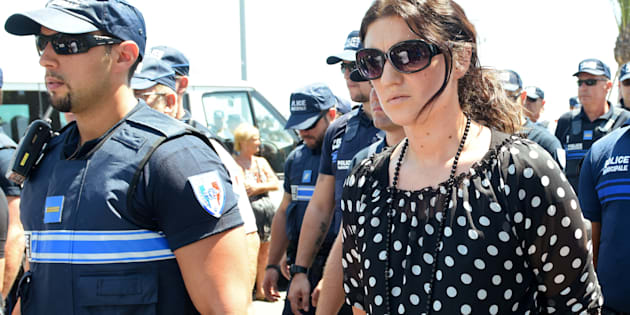 Relaxe pour Sandra Bertin, la policière accusée de diffamation par Cazeneuve