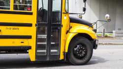 Boisbriand: une dizaine d'enfants à bord d'un autobus blessés dans une