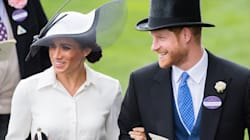 Why Prince Harry, Meghan Markle Cut Back On PDA In Front Of The