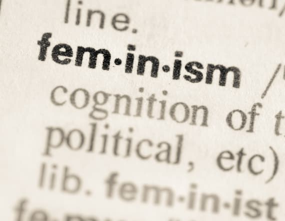 Merriam-Webster picks 'feminism' as word of the year