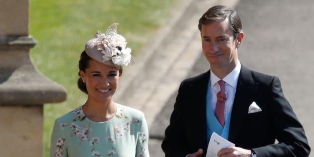 Vestidos de las invitadas a las bodas reales