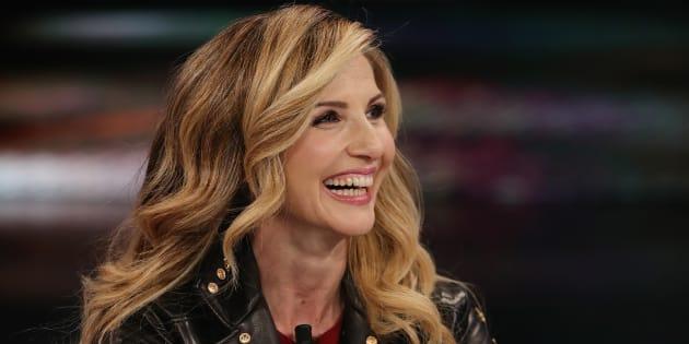 Lorella Cuccarini sovranista: non bisogna avere paura dello spread