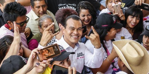 Juan Zepeda, en franca ruta al triunfo: Carlos Torres Piña
