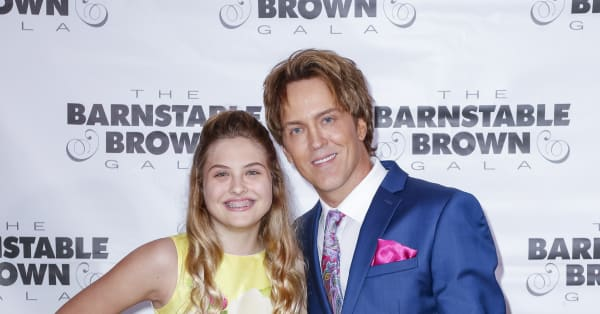 Larry Birkhead says daughter Dannielynn, now 13, has this in common with late mom Anna Nicole Smith
