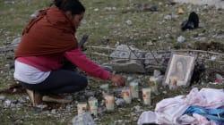 EN FOTOS: Chilchotla, la mañana tras la explosión de