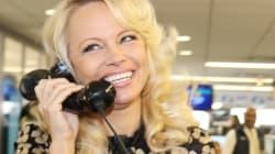 Les petits mots et le cadeau de Pamela Anderson à Melania