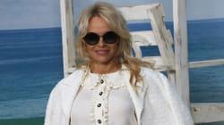 No verás igual a Pamela Anderson después de sus tuits sobre las protestas en
