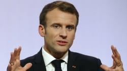 Macron va annoncer des mesures pour une transition écologique