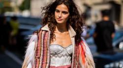 Chiara Scelsi, déjà le mannequin de l'année