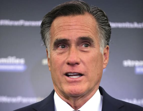 Trump dismisses Romney by mocking his loss in 2012
