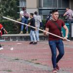 Esta foto sobre presuntos porros en la UNAM nos advierte que El Halconazo sigue