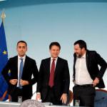 Uniti solo dalla porta in faccia a Bruxelles (di P. Salvatori e G.