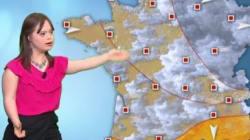 Una joven francesa con síndrome de Down cumple su sueño de presentar el