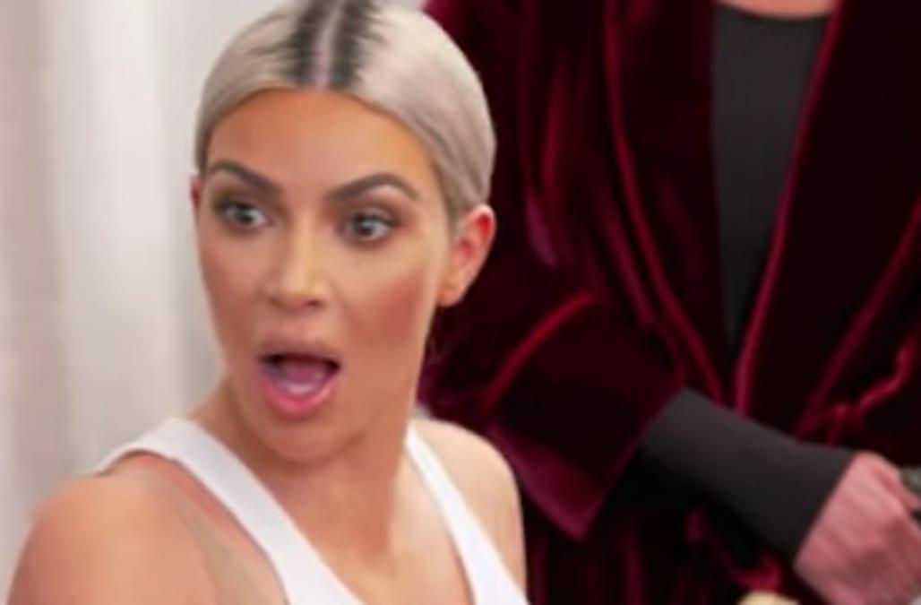 c61f9a24df  Keeping Up With the Kardashians  season 15 trailer  Kim tells Kourtney to   shut the f--k up!