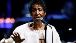 La reine de la soul Aretha Franklin est