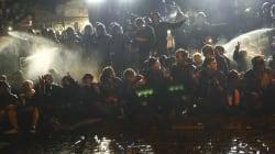 Malgré la fin du G20, les manifestations à Hambourg se poursuivent pour la 3e nuit