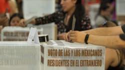 A partir de las próximas elecciones el voto extranjero será