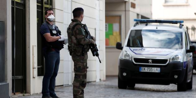 Cinq personnes arrêtées dans une opération antiterroriste