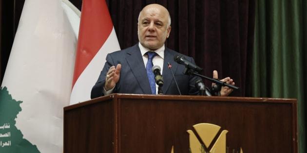 L'Irak proclame sa victoire contre l'État islamique après 3 ans de combat.